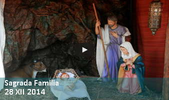 Sagrad Familia slajder video