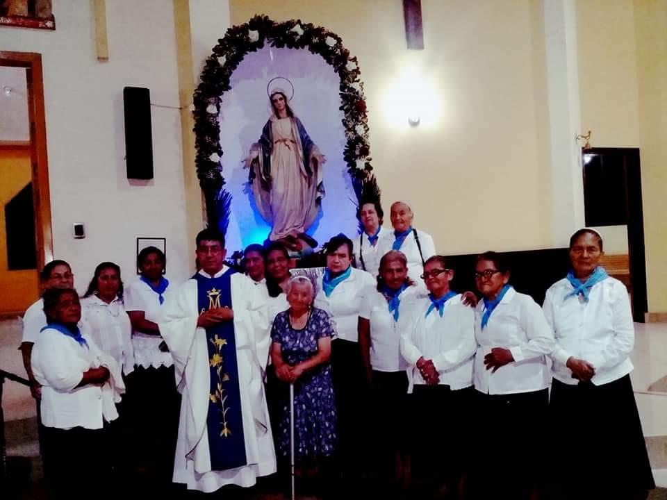 Fiesta de la Inmaculada en Santo Domingo